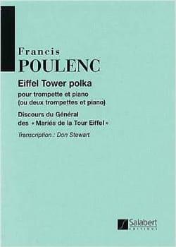 Francis Poulenc - Eiffel Tower Polka - Sheet Music - di-arezzo.com