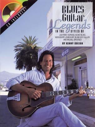 Blues Guitar Legends Kenny Sultan Partition Guitare - laflutedepan