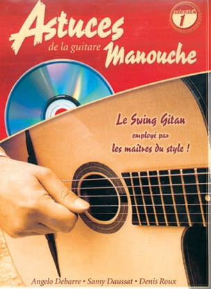 COUP DE POUCE - Tips of the Gypsy Guitar Volume 1 - Sheet Music - di-arezzo.co.uk