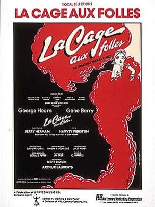 Jerry Herman - La Cage Aux Folles - Vocale selections - Partition - di-arezzo.fr