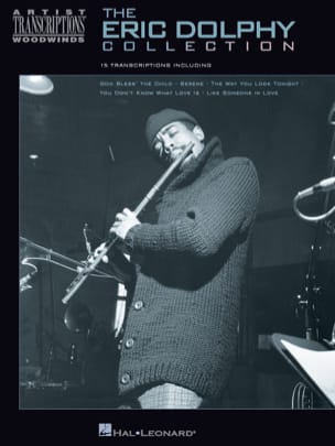 The Eric Dolphy Collection Eric Dolphy Partition laflutedepan