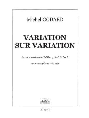 Michel Godard - Variation Sur Variation - Partition - di-arezzo.fr