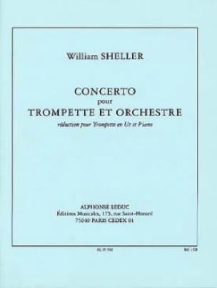 William Sheller - Concierto para trompeta - Partitura - di-arezzo.es