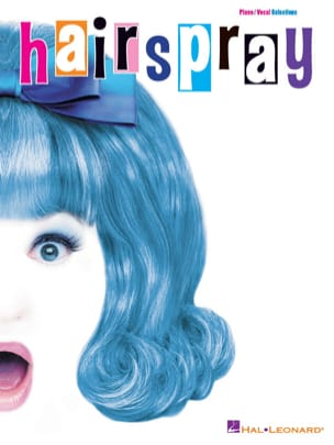 Marc Shaiman - Hairspray Vocal Selection - Film - Partition - di-arezzo.fr