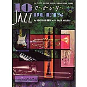 Porta John La - 10 Easy Jazz Duets - Partitura - di-arezzo.it