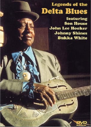 - DVD - Legends Of The Delta Blues - Partition - di-arezzo.fr