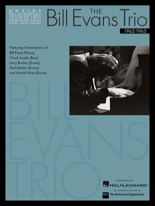 The Bill Evans Trio - Volume 2 1962-1965 - laflutedepan.com