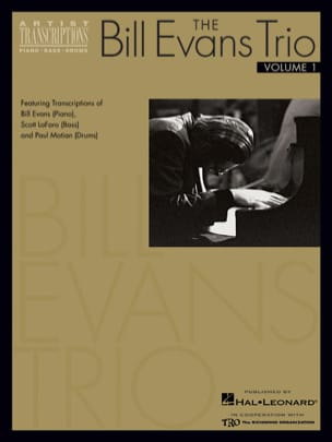Bill Evans - The Bill Evans Trio - Volume 1 1959-1961 - Partition - di-arezzo.fr