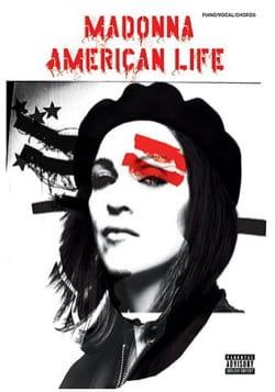 Madonna - American Life - Sheet Music - di-arezzo.co.uk