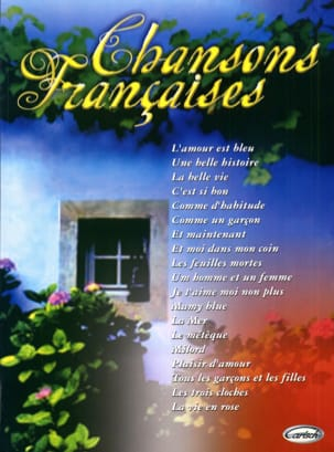 - French songs - Sheet Music - di-arezzo.co.uk