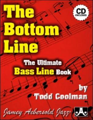 Todd Coolman - The Bottom Line - Sheet Music - di-arezzo.com