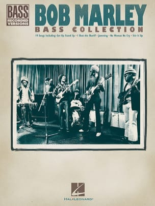 Bob Marley - Bass Collection - Sheet Music - di-arezzo.co.uk