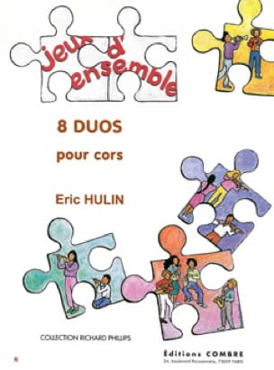 Eric Hulin - 8 Duos For Horns - Sheet Music - di-arezzo.co.uk