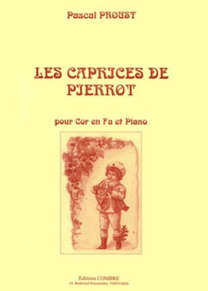 Pascal Proust - The Caprices of Pierrot - Sheet Music - di-arezzo.co.uk