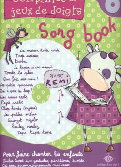 Rémi - Nursery Rhymes - Song Book Finger Games - Sheet Music - di-arezzo.com
