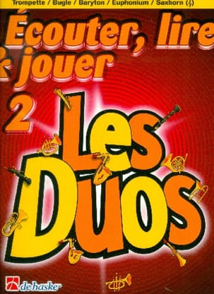 DE HASKE - Play Play and Play - The Duos Volume 2 - 2 Trumpets - Sheet Music - di-arezzo.co.uk