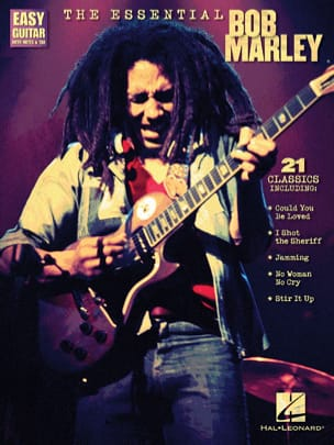 The Essential B. Marley Easy Guitar Bob Marley Partition laflutedepan