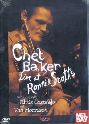 Chet Baker - DVD - Live At Ronnie Scott's - Partition - di-arezzo.fr