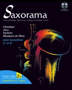 Saxorama Volume 2 A - Sheet Music - di-arezzo.com