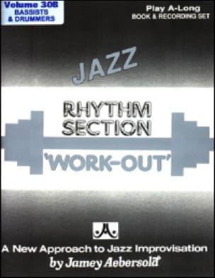 METHODE AEBERSOLD - Volume 30B - Rhythm Section Work Out - Sheet Music - di-arezzo.co.uk