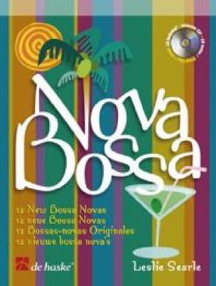 Nova Bossa Leslie Searle Partition Saxophone - laflutedepan