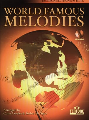 - World Famous Melodies - Partition - di-arezzo.fr