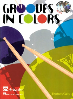 Thomas Calis - Grooves In Colors - Sheet Music - di-arezzo.co.uk