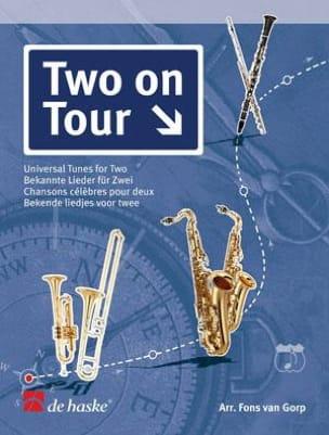 - Two On Tour - Chansons Célèbres Pour Deux - Partition - di-arezzo.fr