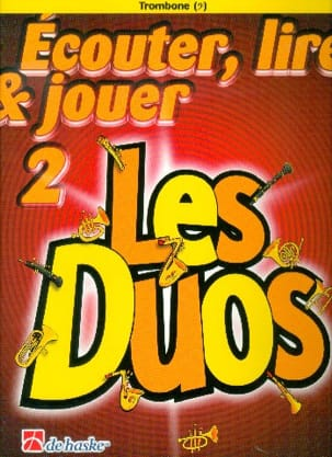 DE HASKE - Play Play and Play - The Duos Volume 2 - 2 Trombones - Sheet Music - di-arezzo.co.uk