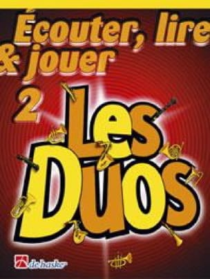 DE HASKE - Play Play and Play - The Duos Volume 2 - 2 Horns - Sheet Music - di-arezzo.com