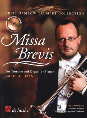 Jacob De Haan - Missa Brevis - Sheet Music - di-arezzo.com