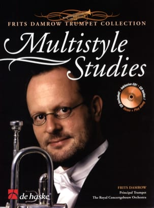 Frits Damrow - Multistyle Studies - Sheet Music - di-arezzo.co.uk