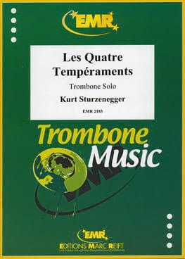 Les Quatre Tempéraments - Kurt Sturzenegger - laflutedepan.com