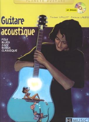 Guitare acoustique Vaillot Thierry / Larbier Patrick laflutedepan