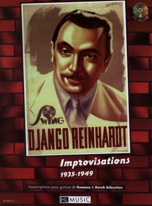 Improvisations 1935-1949 - Django Reinhardt - laflutedepan.com