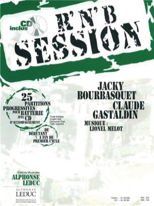 R' N' B Session Bourbasquet Jacky / Gastaldin Claude laflutedepan