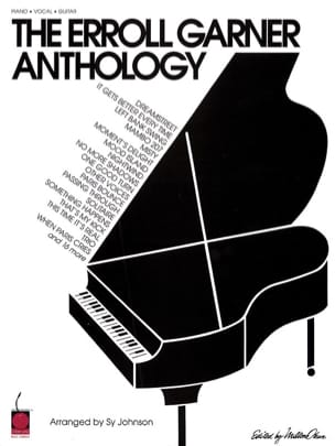 Erroll Garner - The Erroll Garner Anthology - Sheet Music - di-arezzo.co.uk