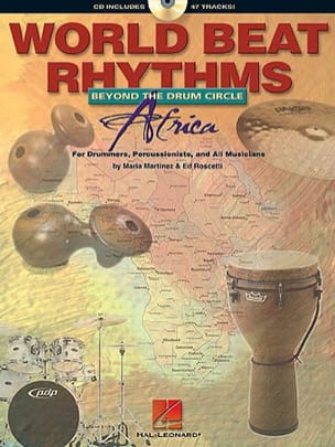 Martinez M. / Roscetti E. - World Beat Rhythms Africa - Sheet Music - di-arezzo.co.uk