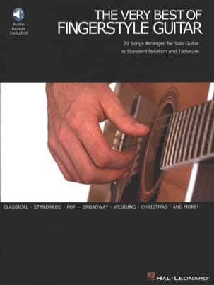 - The Very Best Of Fingerstyle Guitar - Sheet Music - di-arezzo.co.uk
