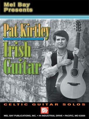 Pat Kirtley - Irish Guitar - Partition - di-arezzo.fr