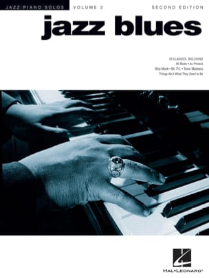 - Jazz Piano Solos Series Volume 2 - Jazz Blues - Partition - di-arezzo.fr