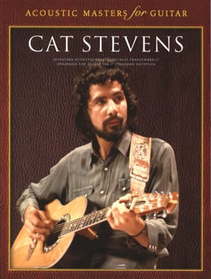 Cat Stevens - Acoustic Masters For Guitar - Sheet Music - di-arezzo.com