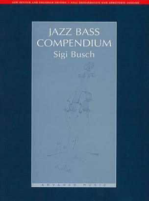 Sigi Busch - Jazz Bass Compendium - Partition - di-arezzo.fr