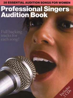 - Professional Singers Audition Book For Women - Partition - di-arezzo.fr