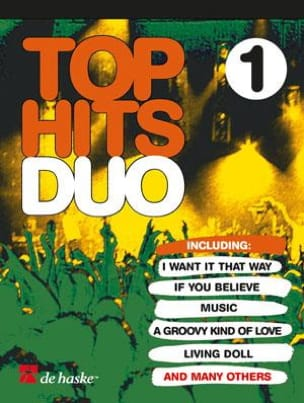 Top Hits Duo 1 Partition Trompette - laflutedepan