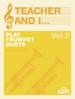 Teacher And I Play Trumpet Volume 2 Duets - Sheet Music - di-arezzo.co.uk