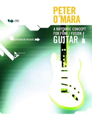 Mara Peter O' - A Rhythmic Concept For Funk / Fusion Guitar - Partition - di-arezzo.fr
