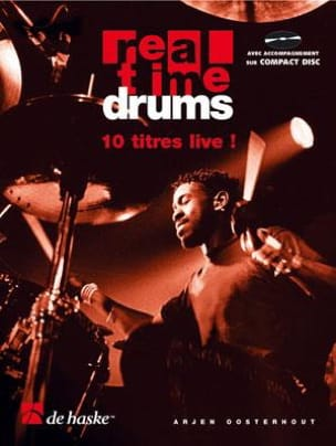 Arjen Oosterhout - Real Time Drums 1 - In Songs - Sheet Music - di-arezzo.co.uk
