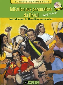 Paul Mindy - Introduction to Brazilian Percussion - Sheet Music - di-arezzo.co.uk