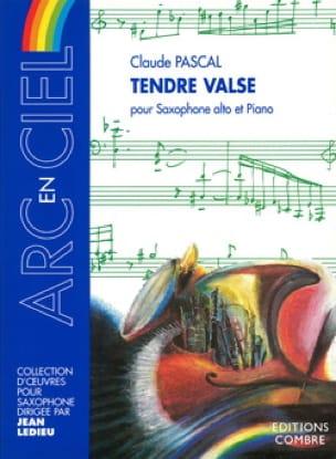 Claude Pascal - Tender Waltz - Sheet Music - di-arezzo.com